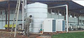 空气源热泵三联供